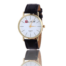 Load image into Gallery viewer, Classic Woman Watch Sports Watch Analog Leather Quartz Wrist Watch