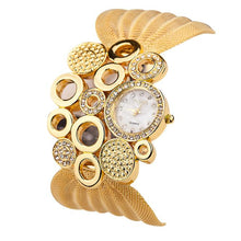 Load image into Gallery viewer, Women's Fashion Watches Luxury Brand Quartz Watches Gold Watches