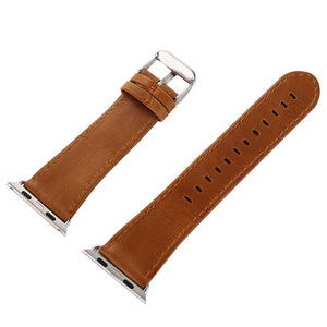 Leatherckle Wrist Watch Band Strap Belt for  Watch Apple Watch 38mm