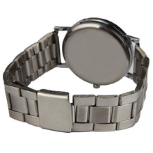 Load image into Gallery viewer, Men Contracted Fashion Watches Steel Band Watches