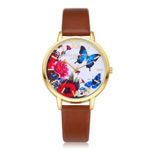 Load image into Gallery viewer, LVPAI Watches Women Quartz Wristwatch Clock Ladies Dress Gift Watches