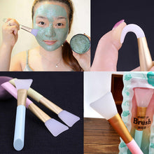 Load image into Gallery viewer, Women Facial Maskup Tools Beauty  Makeup Blender Foundation Soft Silicone Brush