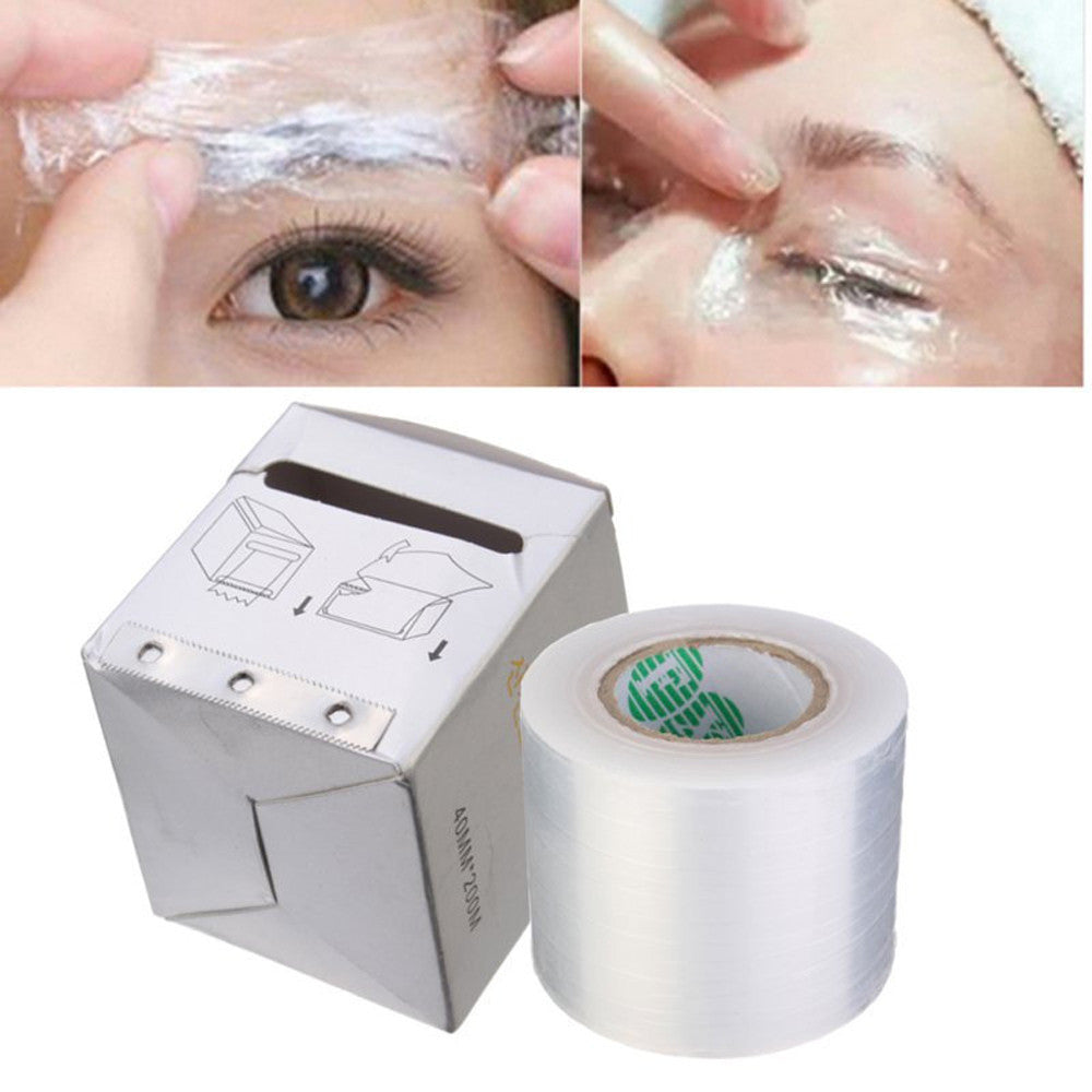 Permanent Makeup Supplies Eyebrow Tattoo Plastic Wrap Preservative Numbing Film