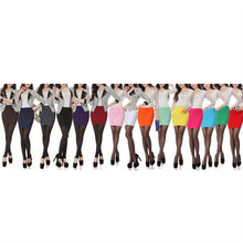 Load image into Gallery viewer, Womens Elastic Pleated High Waist Package Hip Short Skirt Fashion Sexy Female Clothing