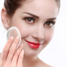 Load image into Gallery viewer, Silicone Makeup Blender,Makeup Sponge Puff for Cream Liquid Foundation Applicator Essential Washable Tool