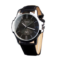 Load image into Gallery viewer, YAZOLE Luxury Luminous Watch Men's Watch Fashionable Waterproof Men's Watch