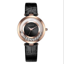Load image into Gallery viewer, GUOU Luxury Flash Diamond Watch Women's Watch Fashion Ladies Watch
