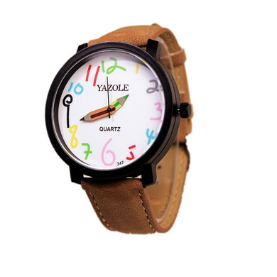 YAZOLE Brand Fashion Pencil Watch Women'S Watches Ladies Watch