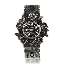 Load image into Gallery viewer, Vintage Flowers Bracelet Watch Ladies Watch Women'S Watches Clock