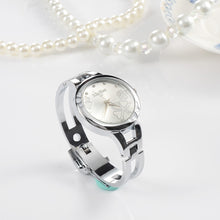 Load image into Gallery viewer, Women'S Watches Fashion Flowers Bracelet Watch Luxury Crystal Ladies Watch