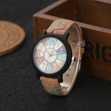 Load image into Gallery viewer, Lover'S Fashion Watch Turntable Men'S Watch Women'S Watches Wooden Watch