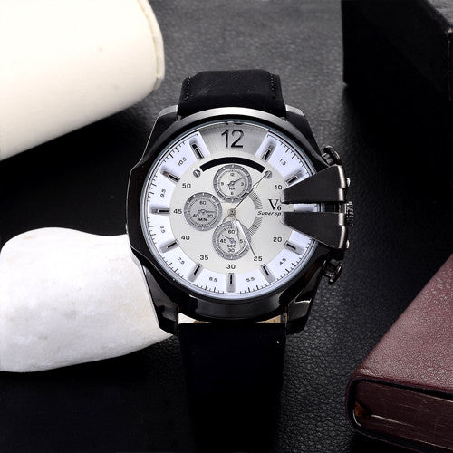 V6 Watch Men Wrist Watch Top Brand Military Sport Watches Men'S Watch
