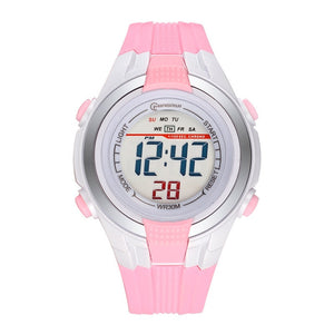 MINGRUI Children'S Watches Waterproof Silicone Digital Watch Kids LED Watch