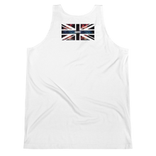 Load image into Gallery viewer, Union Jack Unisex Tank Top
