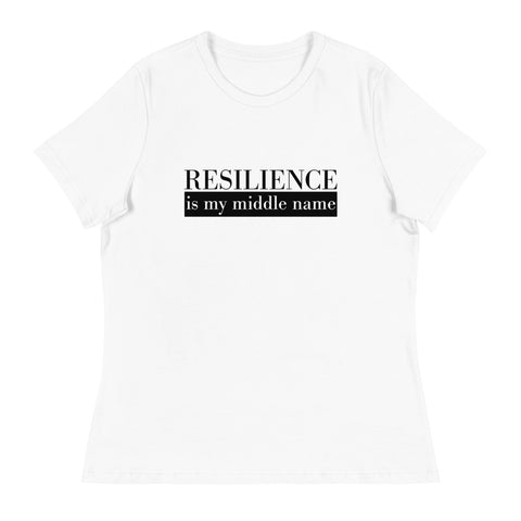 Resilience Womens Relaxed Tee