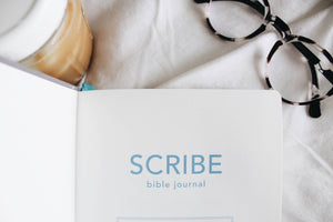 Two Pack - SCRIBE Bible Journal (a 10% discount)