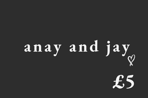 anay and jay gift voucher