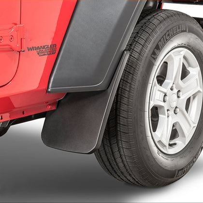 Mud Flaps For 2018 Jeep Wrangler JL