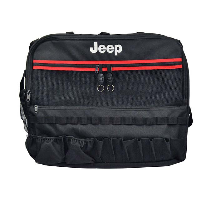 Roll Bar Storage Bag For Jeep Wrangler JK 2007-2017