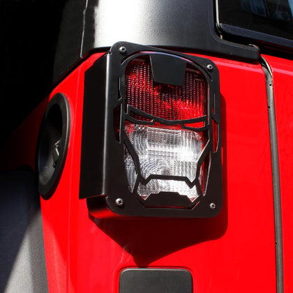 Taillight Cover For Jeep Wrangler JK 2007-2017