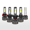 Mini6 9005 / H10 Led Headlight Bulbs Upgrade