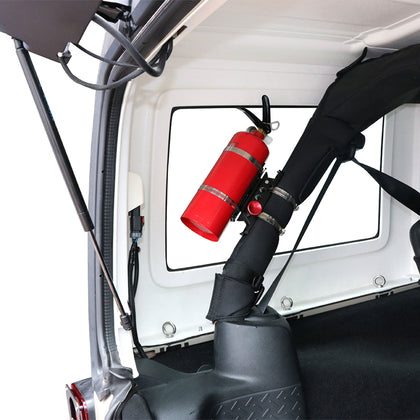 Fire Extinguisher Holder For 1997-2018 Jeep Wrangler TJ / JK / JL