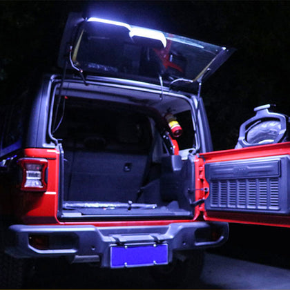 Lift Gate Dome Light Bar For 2018 Jeep Wrangler JL