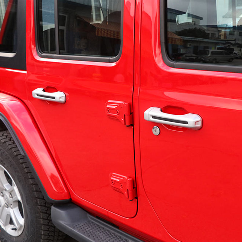 Jeep Wrangler JL 2018 Handle Covers