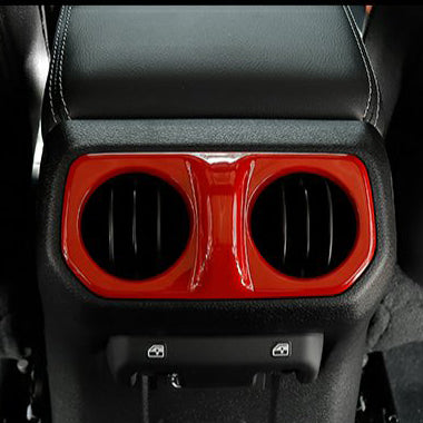 2018 Jeep Wrangler JL Rear Exhaust Air Outlet Cover Trim