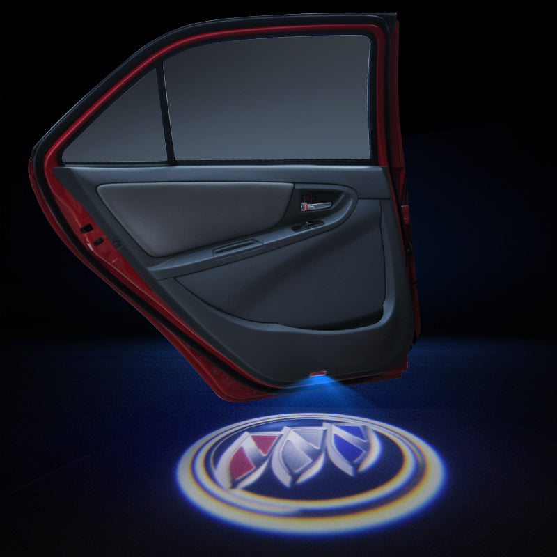 Buick Car Door LOGO Projector Lights | LED Decoration Light - Car Light Accessories Upgrade