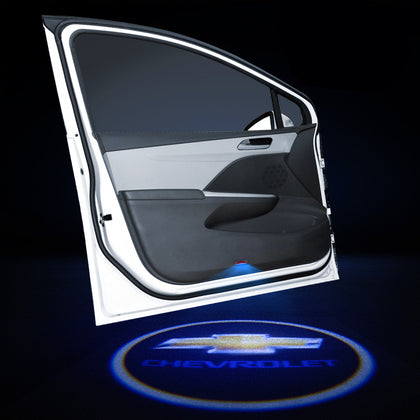 Chevrolet Door Logo Projector Light