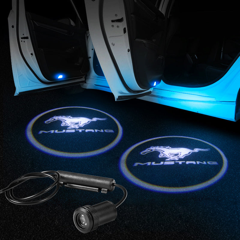 Ford Car Door LOGO Lights | Ghost Shadow LED Welcome Laser Projector - Car Accessories