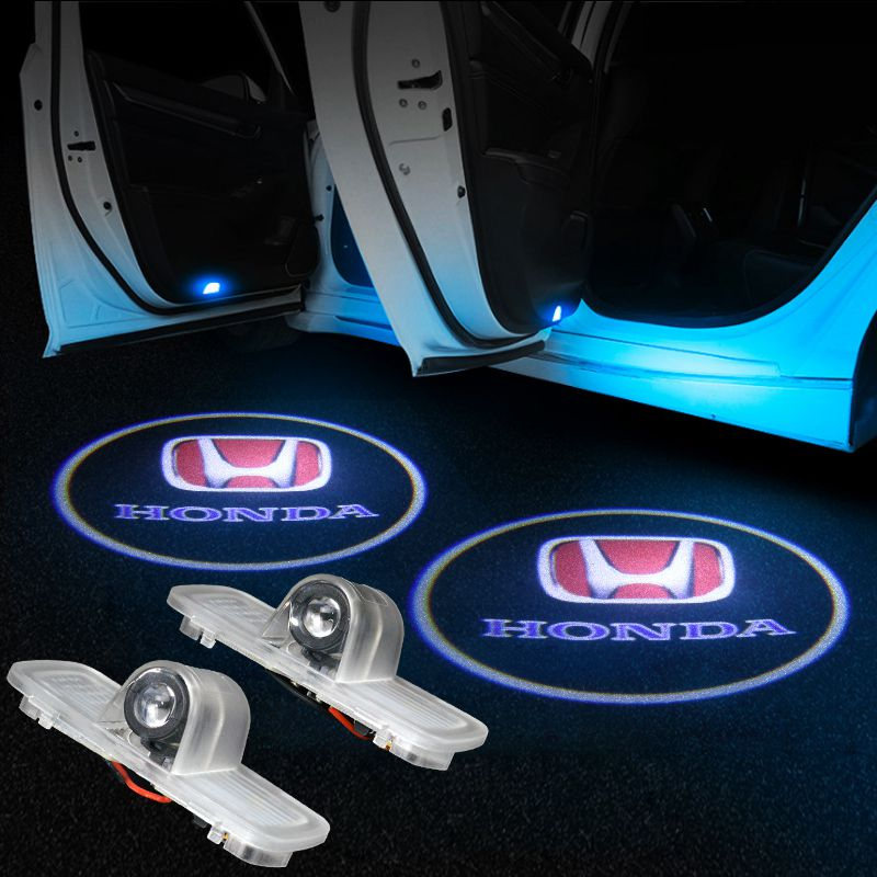 Door Light Logo Lights Logo Projection Light Car Door Light Pack of 2 LED Logo Projector Light Car Door Light