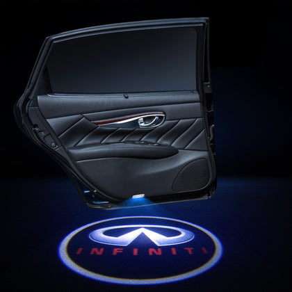 Infiniti Door Logo Projector Light