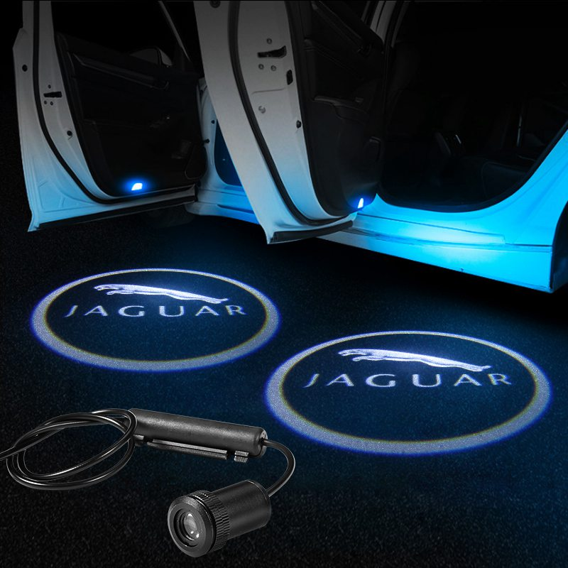 Jaguar Door Logo Projector Light