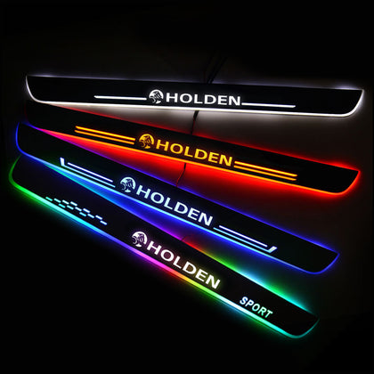Holden Upgrade Led Door Side Sill Step | Door Sills Plate - Car Accessories