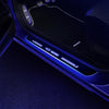 Mini Door Sill Pan | Batteries Powered LED Door Sills Entry Guards Light | Car Accessories