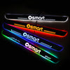 Smart Customizer LED Door Sill Entry Guards Light
