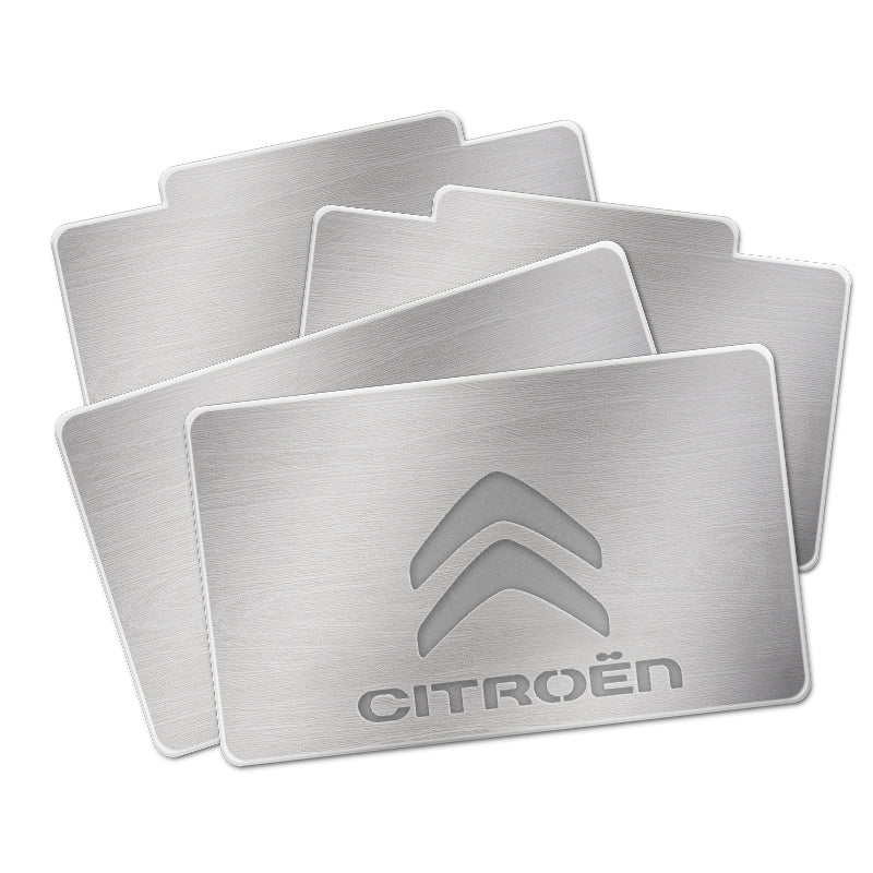 Citroen LED Floor Mats