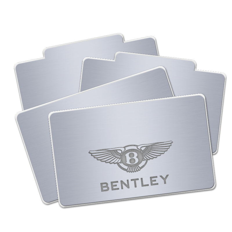 Bentley Acrylic LED Foot Mats