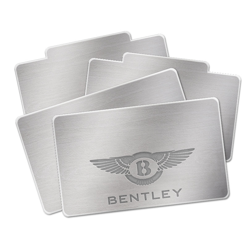 Bentley Colorful Shined Car Mats | Vehicle Floor Mat - Motor Vehicle Interior Lighting Decoration