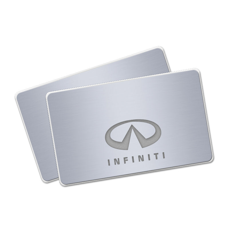 Infiniti Vehicle Illuminated Floor Mat Car Interior Lighting Decoration - Atmosphere Lights
