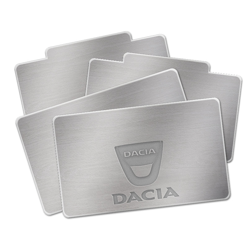 Dacia LED Floor Mats Car Interior Atmosphere lights - Vehicle Parts & Accessories
