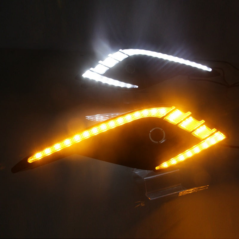 LED Daytime Running Lights (DRL) Turn Signal Lamp For Mazda Atenza 2017-2018