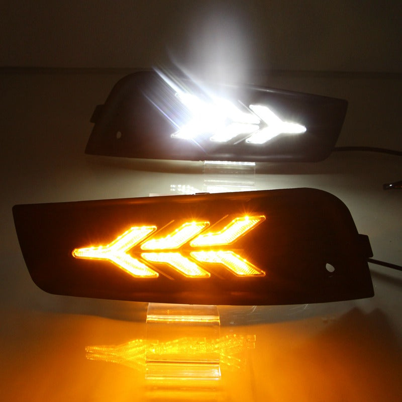 LED Daytime Running Lights (DRL) Turn Signal Lamp For Chevrolet Cruze 2009-2013