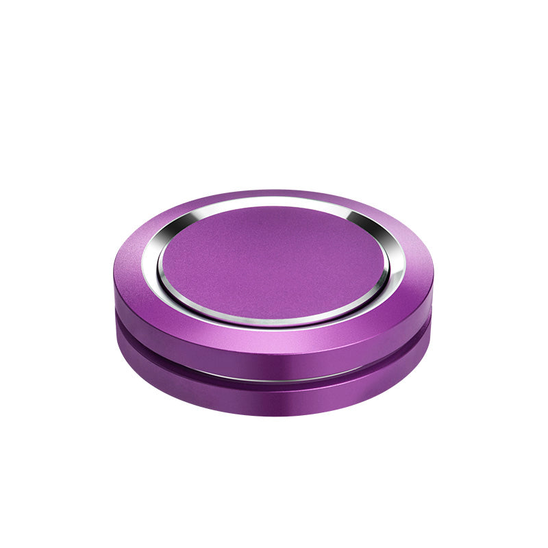 Purple Disc Aromatherapy Box