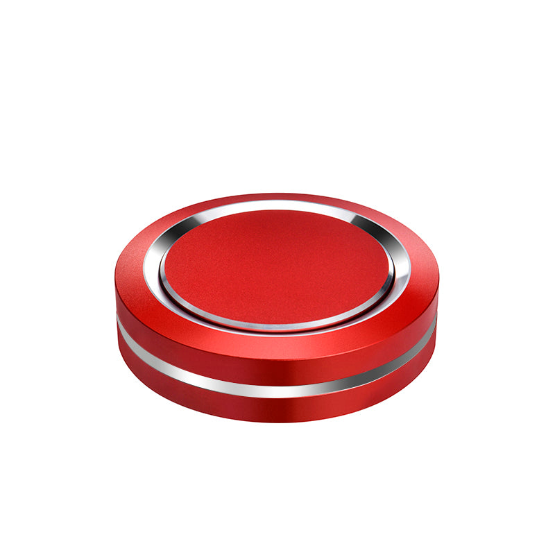 Red New Disc Aromatherapy Box