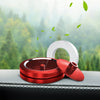 Red Disc Aromatherapy Box