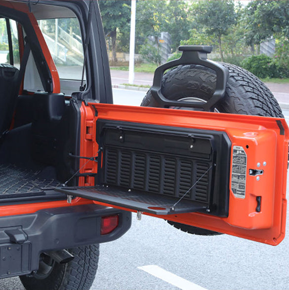 Tailgate Table For 2018 Jeep Wrangler JL