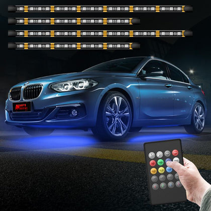 RF Remote Control LED Underbody Lights